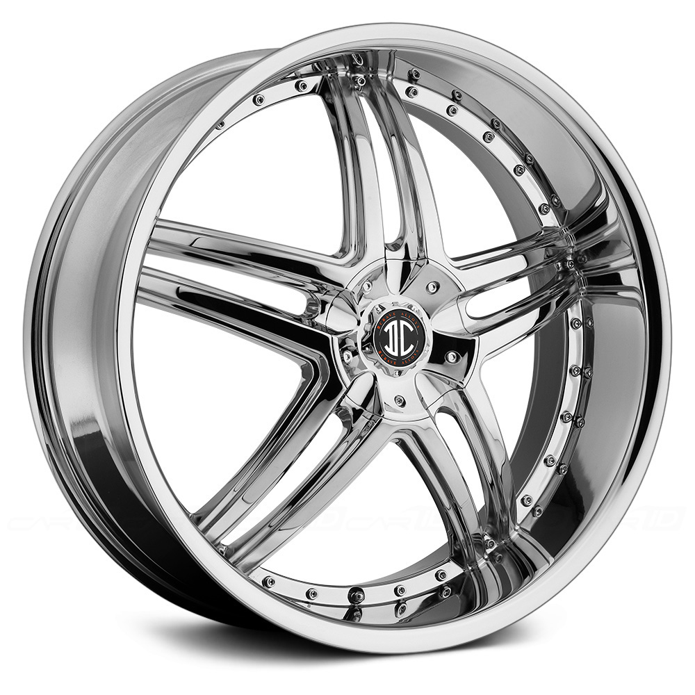 2crave no17 chrome wheel
