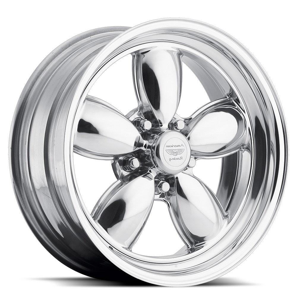 Polished wheels at rideonrims