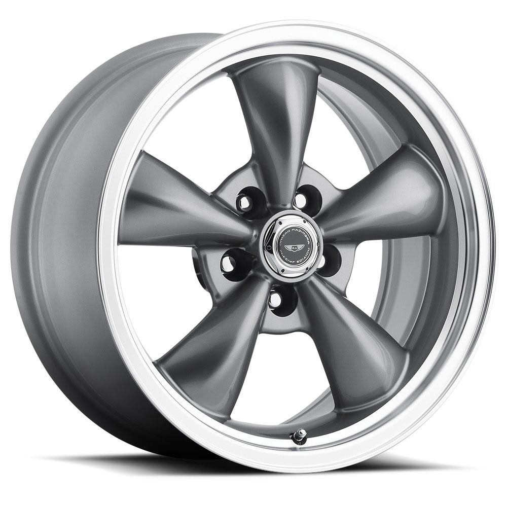 17 inch american racing ar105 torq thrust m anthracite for 17 inch d window wheels