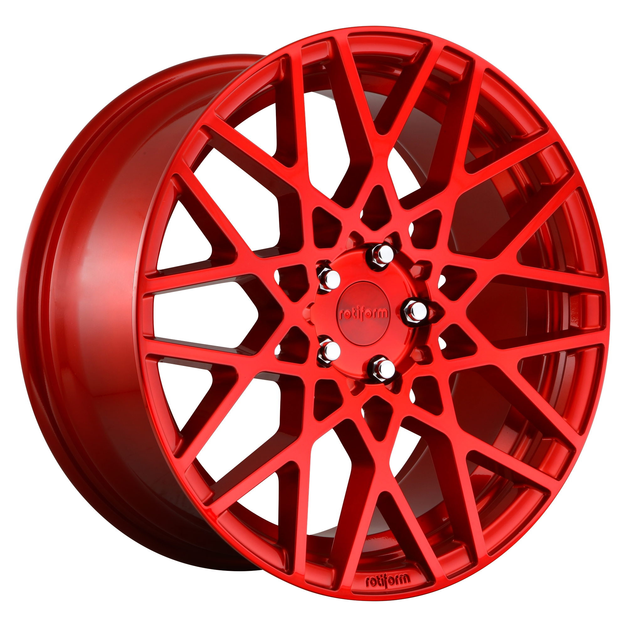 R109 - 18X8.5 5X112.00 CANDY RED (45 MM)