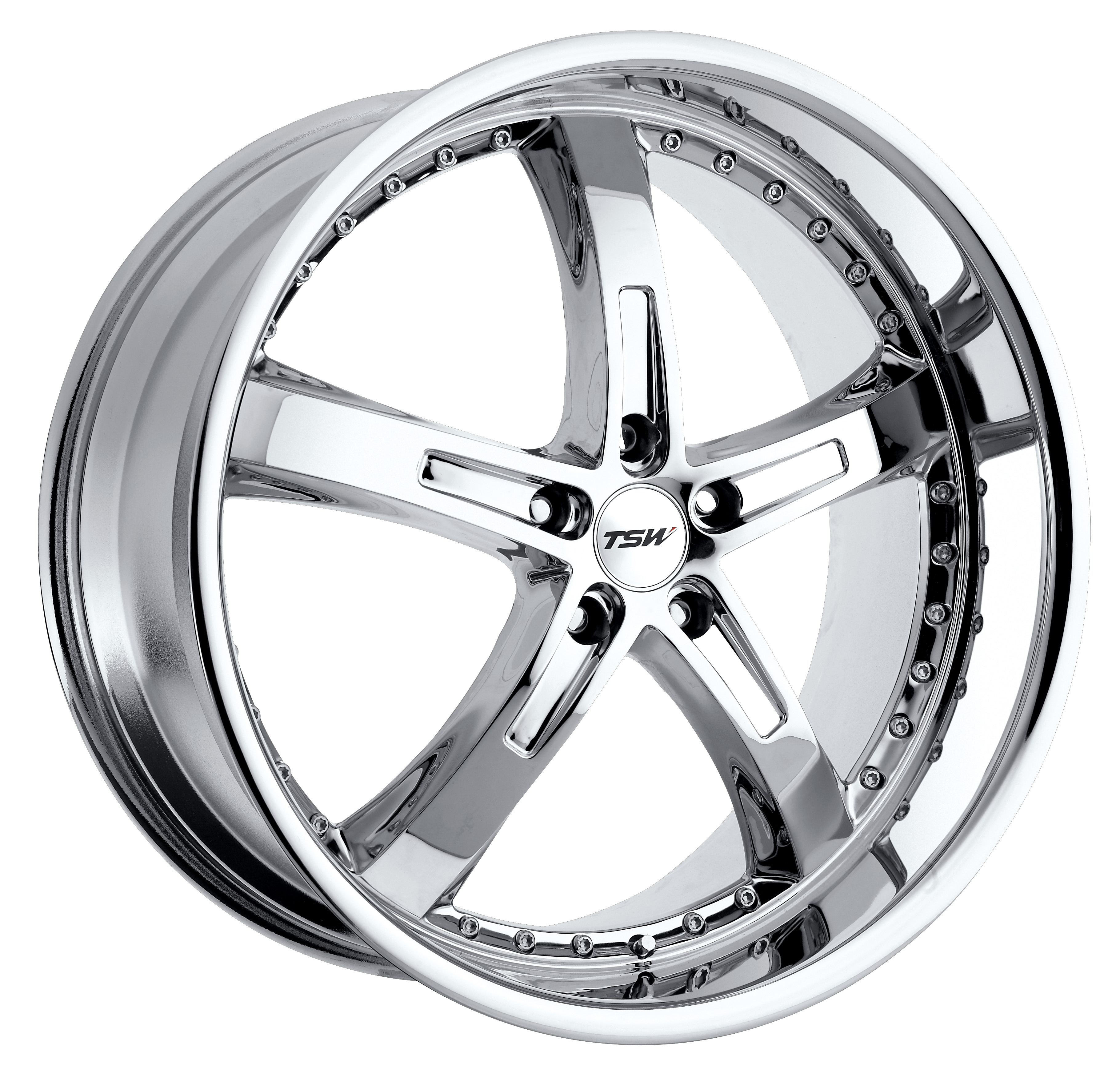 TSW JARAMA CHROME WHEELS AND RIMS PACKAGES at Rideonrims