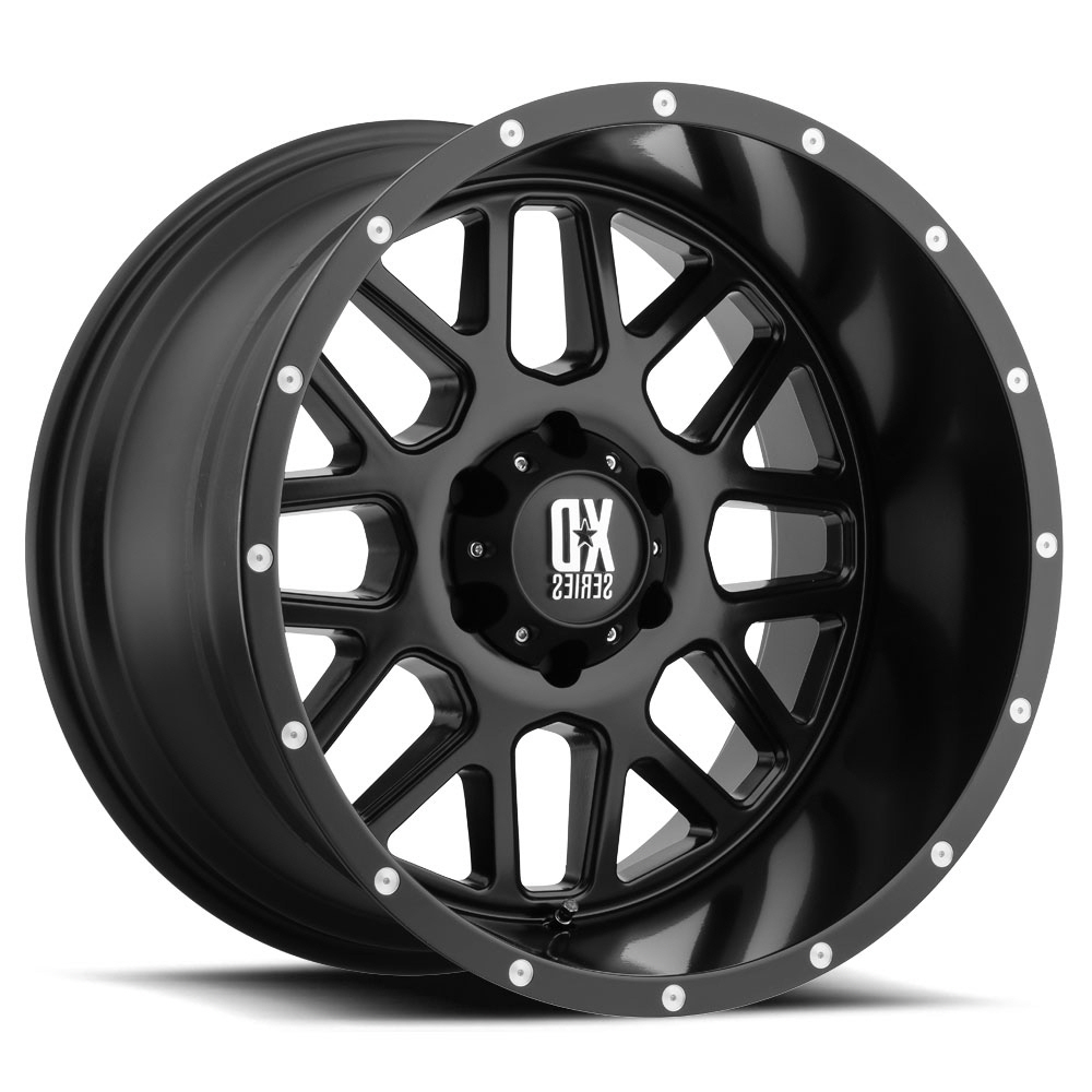 XD820 GRENADE  WHEELS AND RIMS PACKAGES