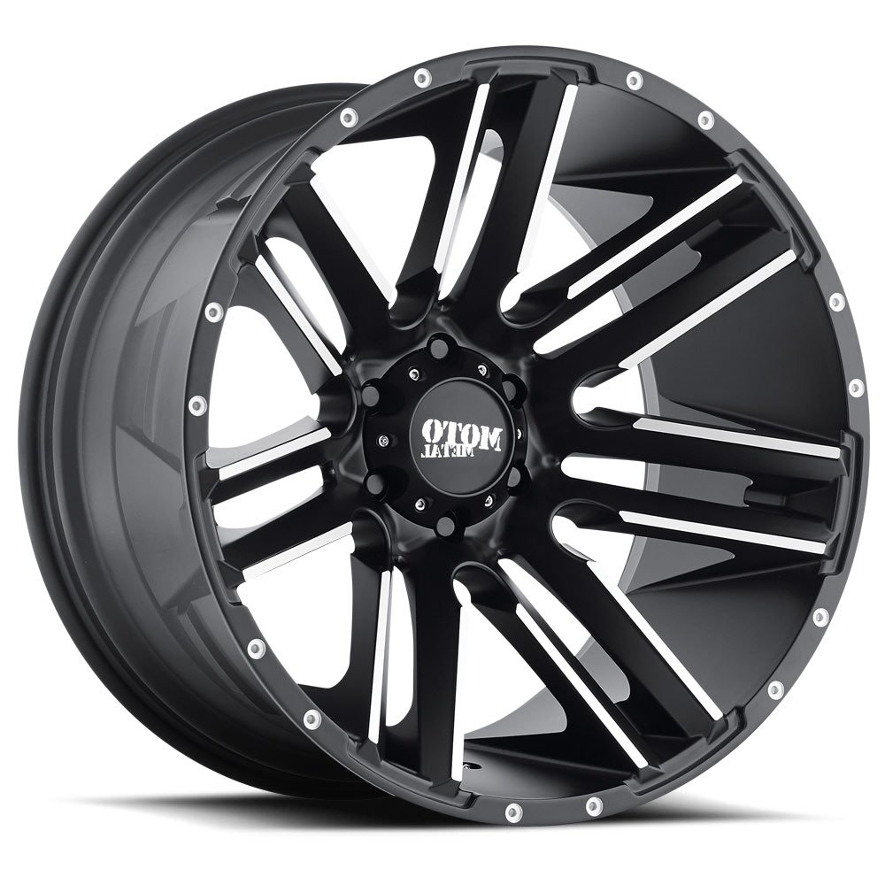 Moto Metal Mo978 Razor Satin Black Machined Wheels And Rims Packages