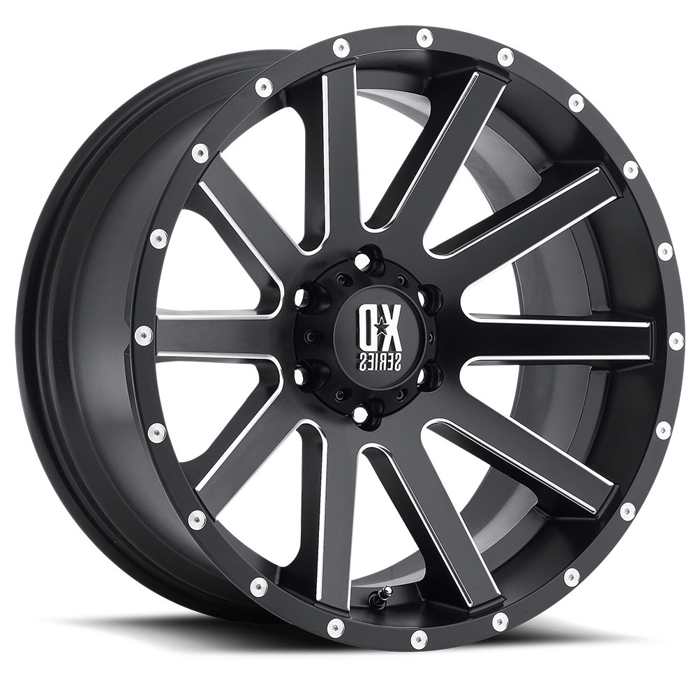 XD818 HEIST  WHEELS AND RIMS PACKAGES