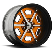 AMERICAN RACING FORGED - VF494-custom finishes up to 3 colors