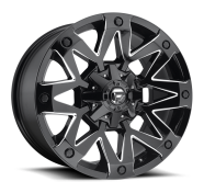 FUEL - AMBUSH D555-nbl black milled gls