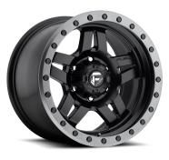 FUEL - ANZA D557-bd black matte
