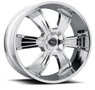 AMERICAN RACING - AR894-chrome plated