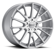 AMERICAN RACING - AR904-bright silver with machined face