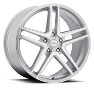 AMERICAN RACING - AR907-bright silver with machined face