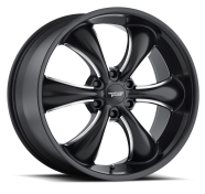 AMERICAN RACING - AR914-satin black milled