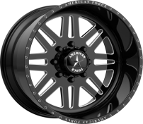 AMERICAN FORCE - AFW 09 -american force liberty ss gloss black machined