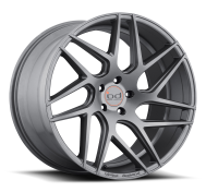 BLAQUE DIAMOND - BD-3-all matte graphite
