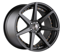 VERTINI WHEELS - DYNASTY-slate gray