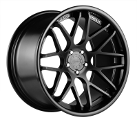 VERTINI WHEELS - MAGIC-matte black gloss black lip