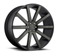 DUB - SHOT CALLA S121-black machined