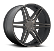 DUB - SKILLZ S123-black machined