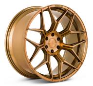 FERRADA - FT3-brushed cobre