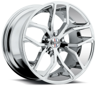 FOOSE - OUTCAST F148-chrome