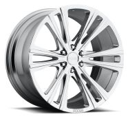 FOOSE - WEDGE F159-chrome