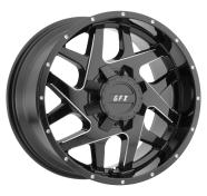 G-FX - TR-MESH2-gloss black milled