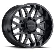 G-FX - TR-MESH 4-gloss black milled