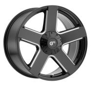 G-FX - TR52-gloss black milled