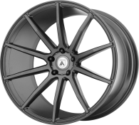 ASANTI BLACK - ABL-20 ARIES -matte graphite