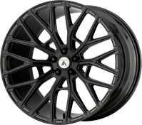ASANTI BLACK - ABL-21 LEO -gloss black