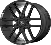 ASANTI BLACK - ABL-28 BARON -baron gloss black