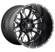 FUEL - D513 THROTTLE -fuel 1pc throttle matte black milled