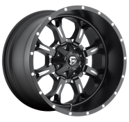 FUEL - D517 KRANK -fuel 1pc krank matte black milled