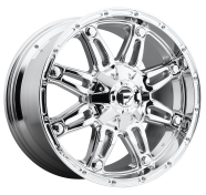 FUEL - D530 HOSTAGE -fuel 1pc hostage chrome plated