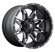 FUEL - D567 LETHAL -fuel 1pc lethal gloss black milled
