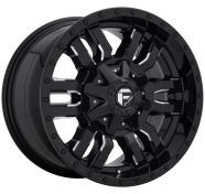 FUEL - D595 SLEDGE -fuel 1pc sledge gloss black milled
