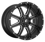 FUEL - D610 MAVERICK -fuel 1pc maverick gloss black milled