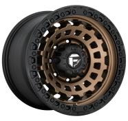 FUEL - D634 ZEPHYR -fuel 1pc zephyr matte bronze black bead ring