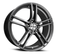 HD WHEELS - VENTO-hyper black
