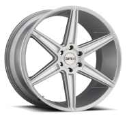 KMC - KM712 PRISM TRUCK-silver