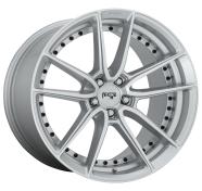NICHE - M221 DFS -niche 1pc dfs gloss silver machined