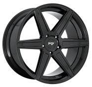 NICHE - M237 CARINA -niche 1pc carina gloss black