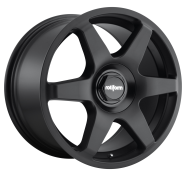 ROTIFORM - R113 - 18X8.5 5X100.00/5X112.00 MATTE BLACK (35 MM) -rotiform 1pc six matte black