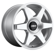 ROTIFORM - R114 - 18X8.5 5X100.00/5X112.00 GLOSS SILVER (35 MM) -rotiform 1pc six gloss silver