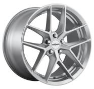 ROTIFORM - R133 - 18X8.5 5X108.00 GLOSS SILVER (45 MM) -rotiform 1pc flg gloss silver