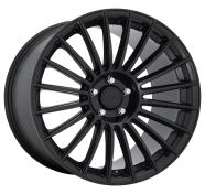 ROTIFORM - R157 - 18X8.5 5X112.00 MATTE BLACK (45 MM) -rotiform 1pc buc matte black
