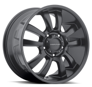 KMC - KM673  SKITCH-satin black
