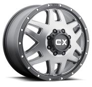 XD SERIES - XD130 MACHETE DUALLY-matte gray w black reinforcing ring