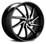 LEXANI - 659 - ARTEMIS-gloss black mach
