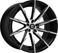 LEXANI - CSS-15-gloss black mach face