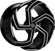 LEXANI - 671 - SWIFT -gloss black mach
